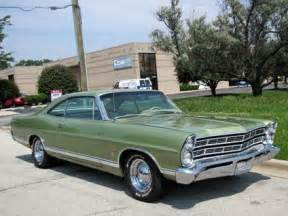 1967 Ford Galaxie 500 Fastback Used Classic Cars For Sale Greatvehicles Classic Car