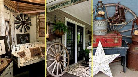 moose themed home decor diy rustic farmhouse style porch decor ideas home decor