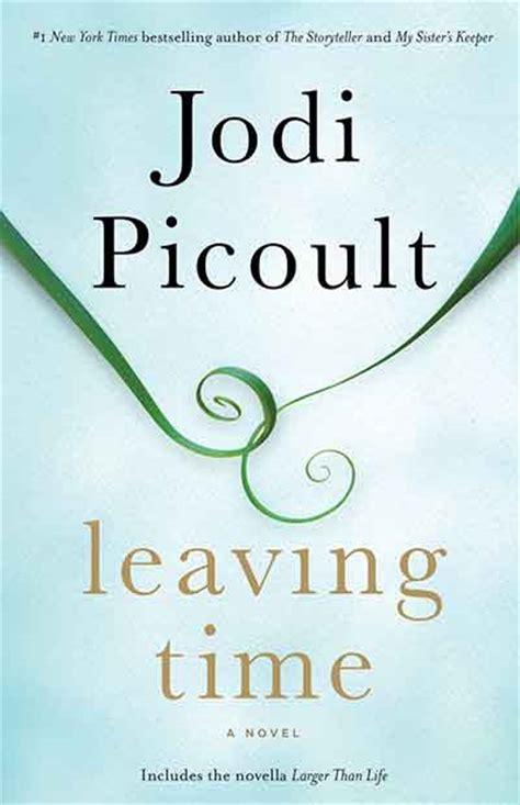 jodi picoult 183 leaving time