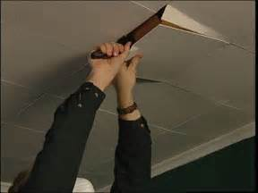 replace ceiling drywall how to replace ceiling tiles with drywall how tos diy