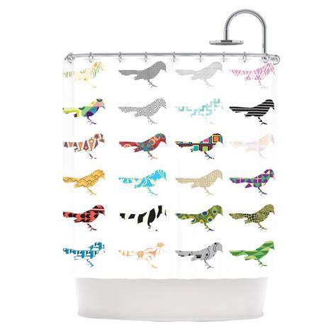 curtain ideas 5486 17 best ideas about bird shower curtain on