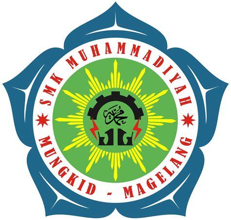 logo smk muh mungkid smk muhammadiyah mungkid