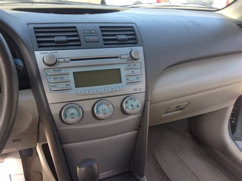 2009 Camry Interior by 2009 Toyota Camry Pictures Cargurus