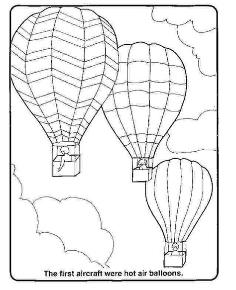 printable coloring pages air balloons free printable air balloon coloring pages for