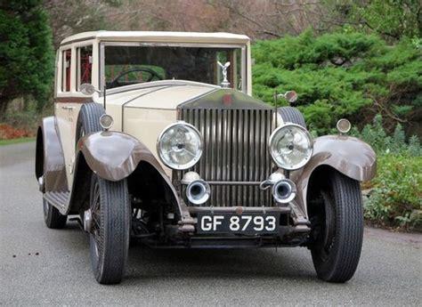 roll royce rollos 1930 rolls royce phantom ii maintenance restoration of old