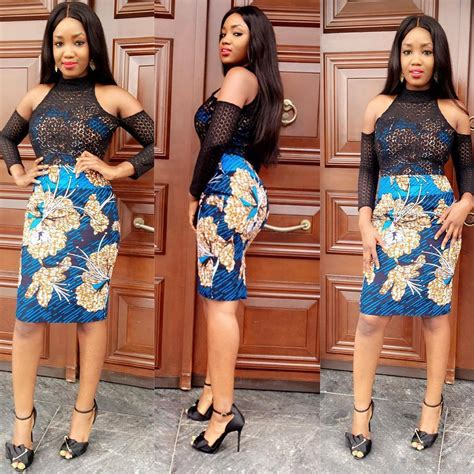 ankara short gown styles here are the sweetest 2017 short ankara gowns a million