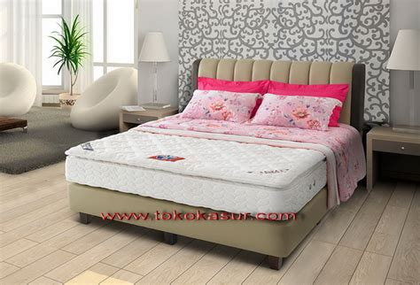 Kasur Central Pillow Top alga keras pillow top 30 cm toko
