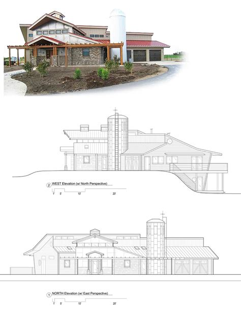 Modern Cabin Floor Plans by Modern Farmhouse Plans Buildipedia
