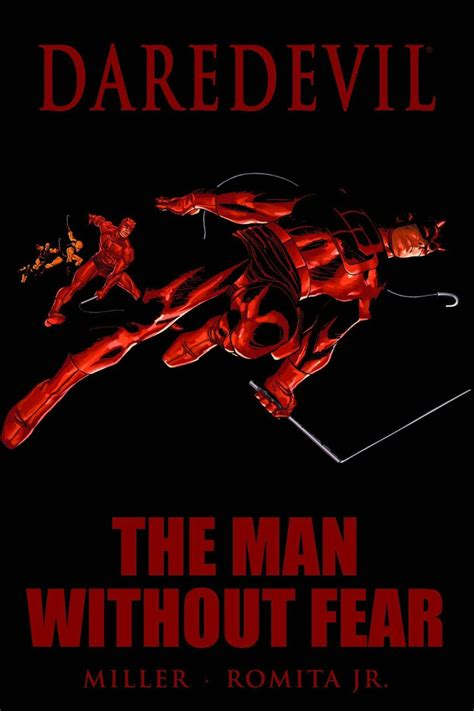 daredevil the man without fear by vranckx on artist of the week 12 john romita jr