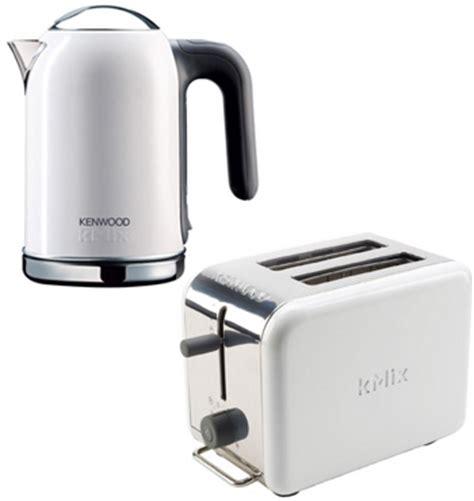 Kenwood Kettle And Toaster kenwood toaster kettle pack kmixktbundlew appliances