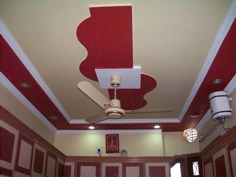 simple pop design  small bedroom ceiling design