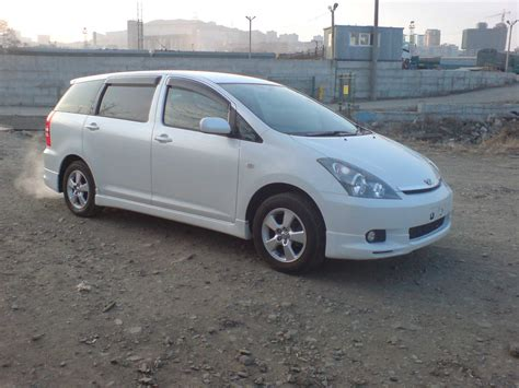 Toyota Wish Sale 2003 Toyota Wish For Sale 1 8 Gasoline Automatic For Sale