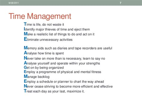 anthony robbins time management pdf dagorwhere