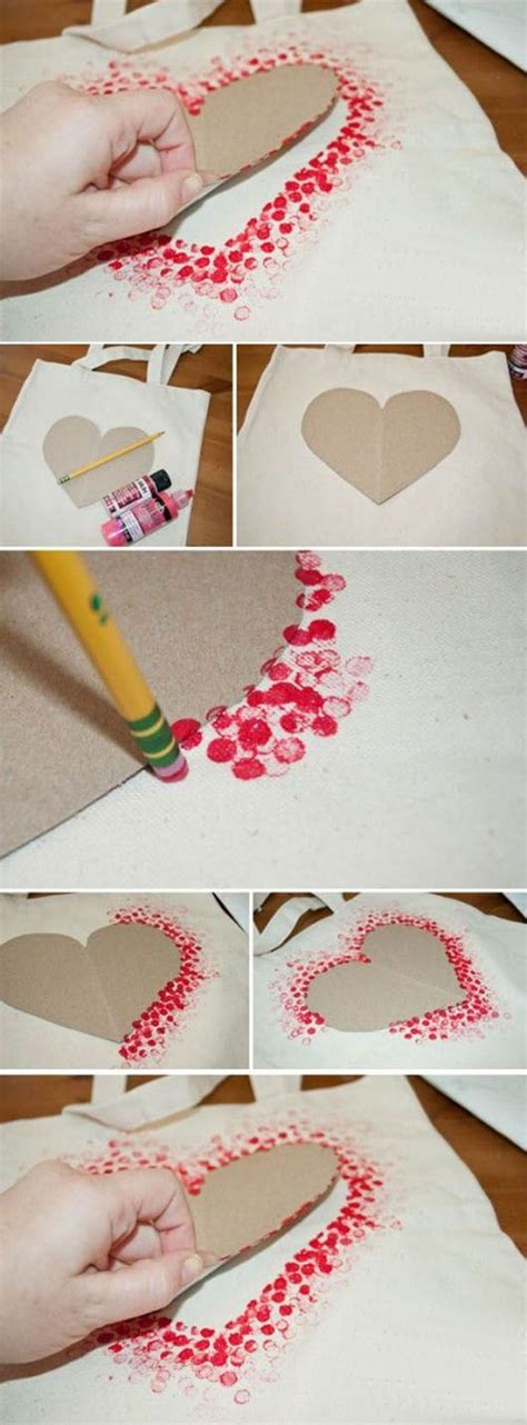 diy beautiful thinking this is great idea for shirts v day craft beautiful craft diy