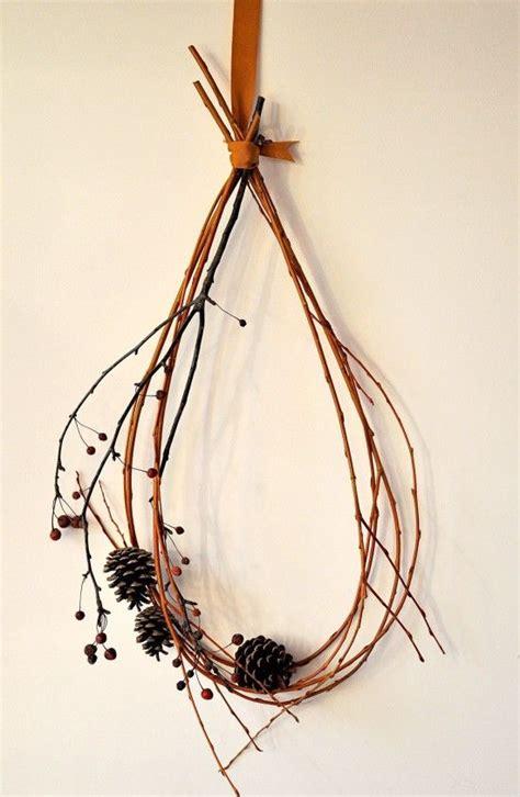 diy twig wreath twig wreath kid s room pinterest