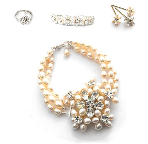 Accessories Handmade Jewellery - bridal style laurel lime beautiful handmade accessories