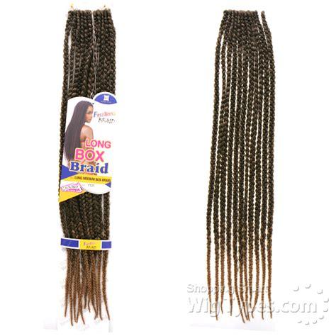 long medium box braids freetress synthetic braid long medium box braid