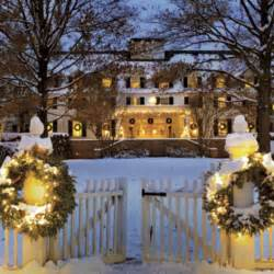 woodstock vt woodstock inn christmas pinterest