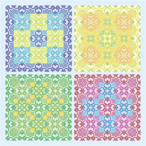 ai pattern cross cross pattern vector free download