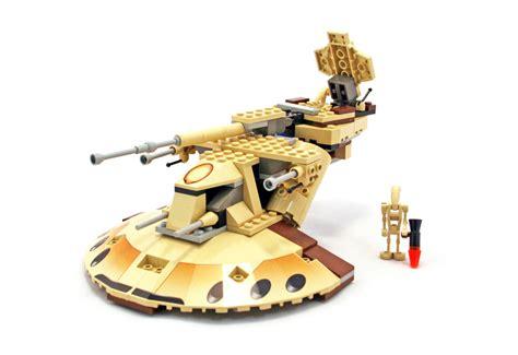 Lego 75080 Aat Wars Episode I Battle Droid Pilot Naboo trade federation aat lego set 7155 1 building sets gt wars gt episode i