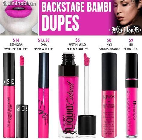Dose Lipstick Kaufen 246 besten liquid lipstick dupes bilder auf lippenstifte jeffree fl 252 ssiger