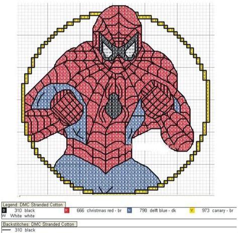 spiderman needlepoint pattern spiderman cross stitch patterns via kathy ferrentino