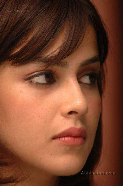 genelia force makeup look picture of genelia d souza bangs hair pinterest