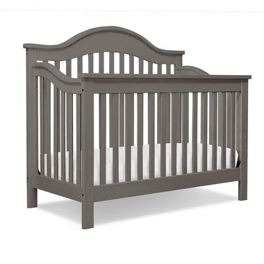 Slate Baby Crib by Davinci 4 In 1 Convertible Crib In Slate Free Shipping