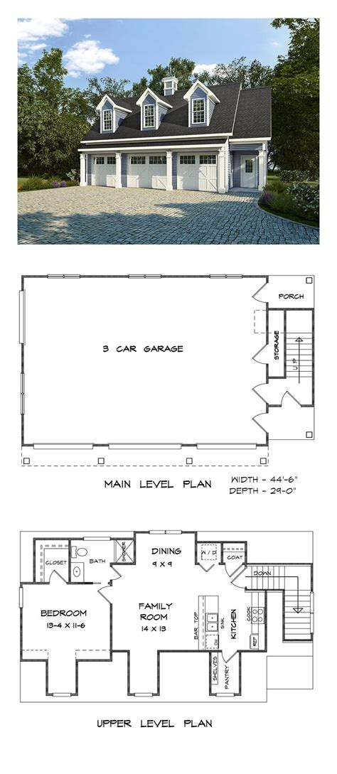 garage plans with living area garage apartment plan 58248 total living area 1812 sq