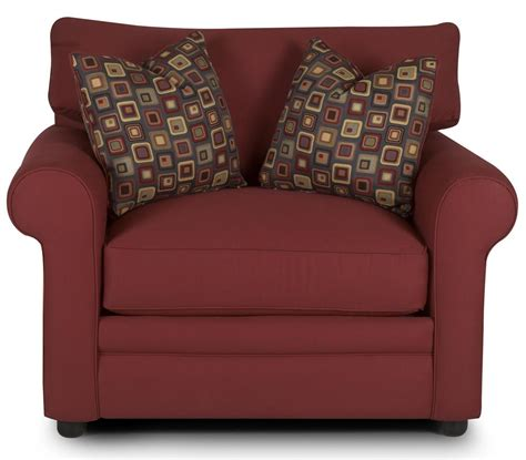 Comfy Upholstered Chairs Klaussner Comfy Casual Chair Dunk Bright Furniture