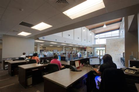County Tax Office by Brw Architects 187 Brazos County Tax Office