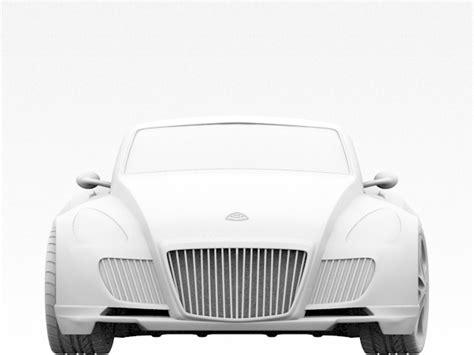 maybach exelero high performance unique car blend