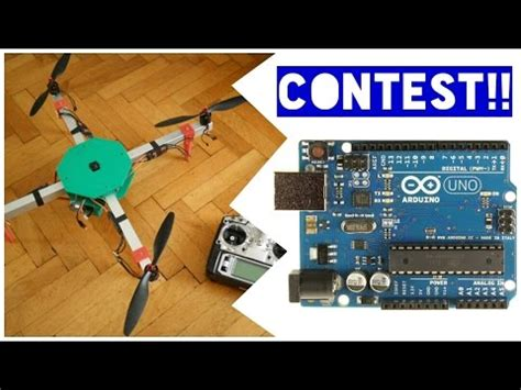 tutorial quadricottero arduino full download quadcopter project progetto quadricottero