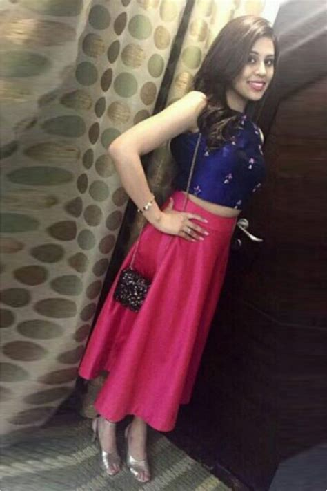 banglori silk satin skirt top in pink and blue colour