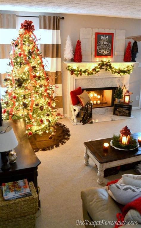 indoor christmas decorating ideas home 25 best ideas about indoor christmas decorations on