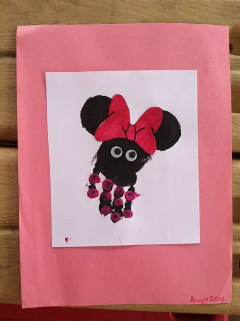 mickey mouse craft projects 17 best images about mickey and minnie crafts on