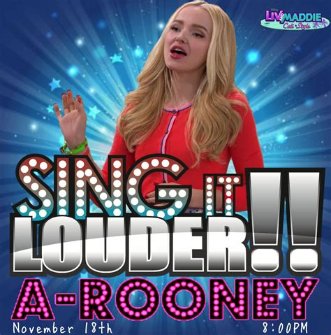 Sing It liv maddie cali style images sing it louder hd