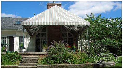 kohler awnings a frame and arch patio awnings kohler awning