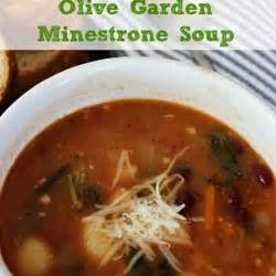 Olive Garden Minestrone Soup Recipe by Copycat Olive Garden Minestrone Soup Recipe Details