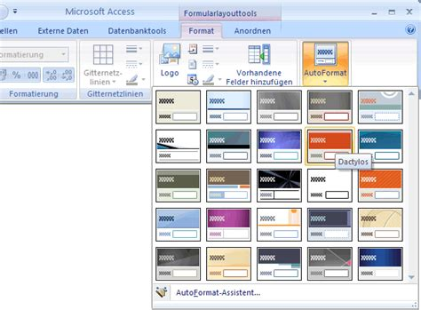powerpoint layout zuweisen klickdichschlau at datenbank mit immobilien teil 3