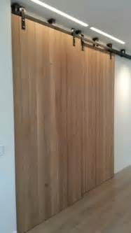 delightful Large Sliding Doors Room Dividers #5: double-sliding-barn-doors-interior-home-inside-barn-doors-wooden-sliding-barn-door-designs.jpg