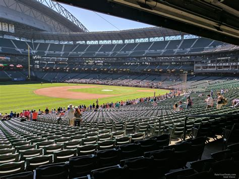 Safeco Field Section 143 Seattle Mariners