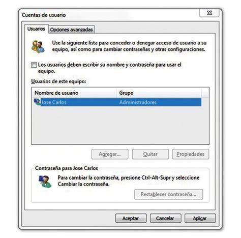 Windows 7 Auto Login by Nexus Informatica C B Febrero 2013