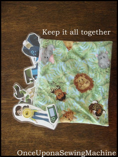 kratts board easy activity board the kratts once upon a sewing machine