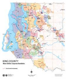 water districts map cedar river water and sewer district district map