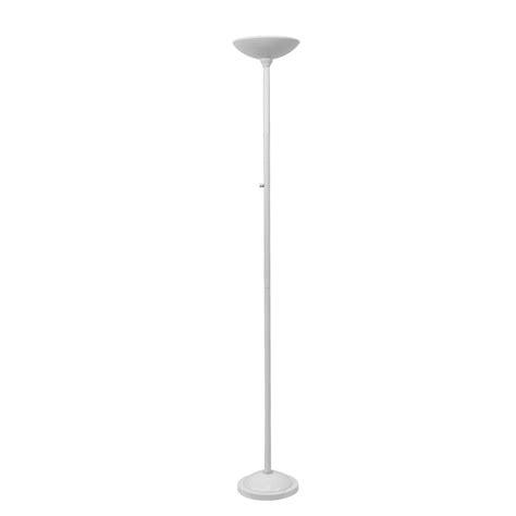 classcial style halogen torchiere floor light standing