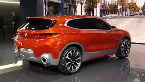 bmw x2 suv concept revealed in car news