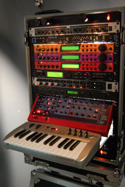 Rack Mount Synth by