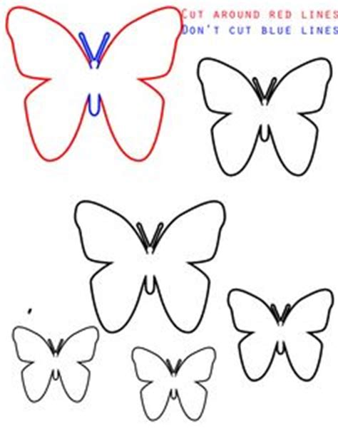 free printable butterfly wall art diy 3d butterfly wall art with free templates printables