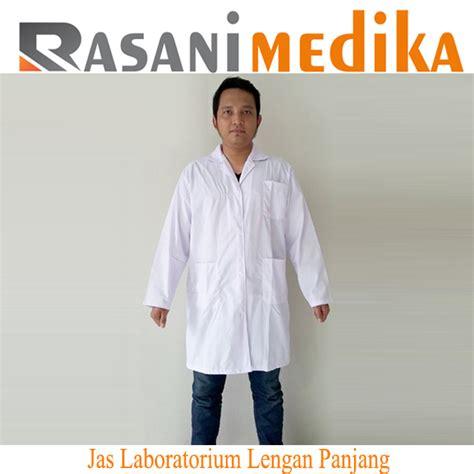 Dijamin Jas Lab Jas Laboratorium Lengan Pendek jas laboratorium lengan panjang rasani medika